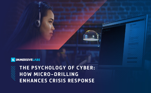 The Psychology of Cyber: How Micro-Drilling Enhances Crisis Response