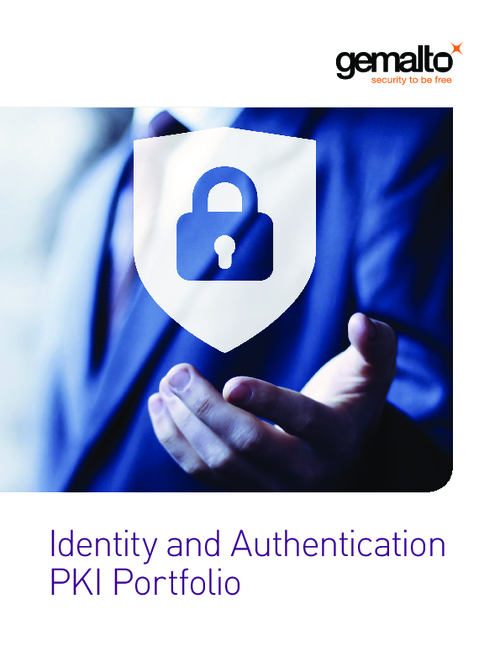 Public Key Infrastructure Authentication Solutions