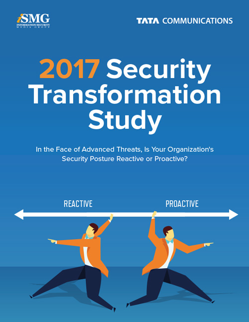 Q4 2017 Security Transformation Study: Executive Report
