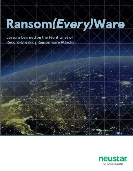 Ransom(Every)Ware: Lessons Learned on the Front Lines of Record-Breaking Ransomware Attacks