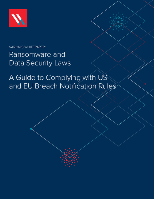 Ransomware & Data Security Laws