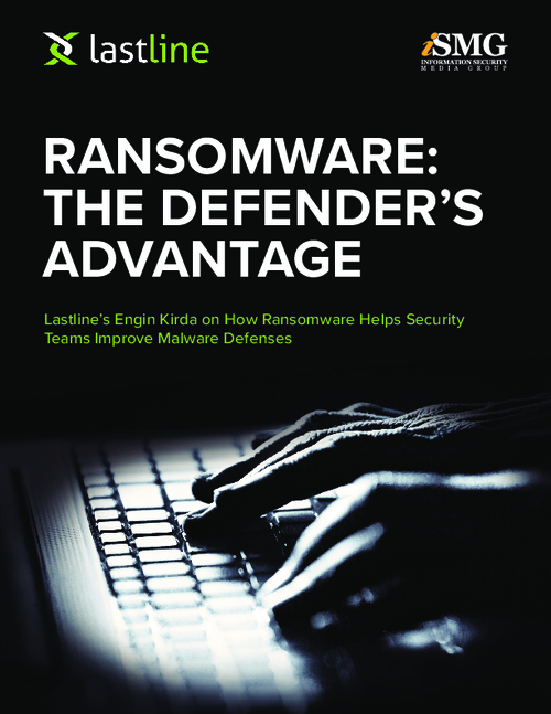Ransomware: The Defender's Advantage
