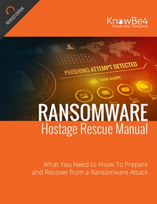 Ransomware Hostage Rescue Manual