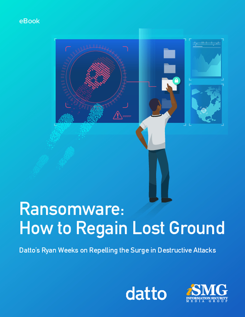 Ransomware: How to Regain Lost Ground