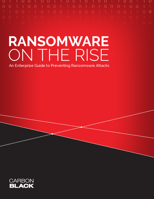 Ransomware on the Rise: An Enterprise Guide to Preventing Ransomware Attacks