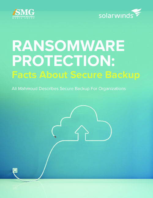 Ransomware Protection: Facts About Secure Backup