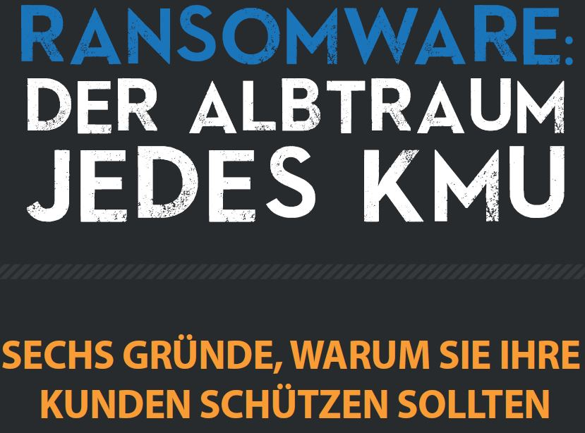 Ransomware: An SMB's Worst Nightmare (German Language)