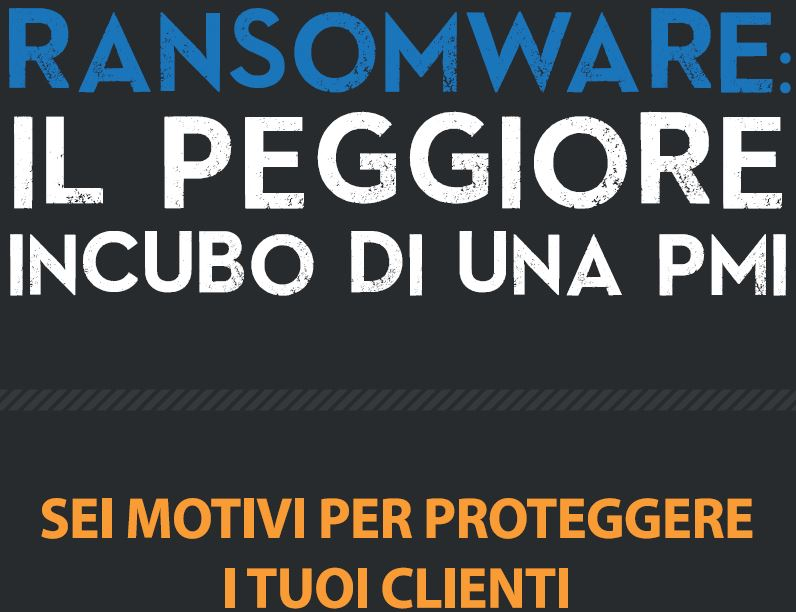 Ransomware: An SMB's Worst Nightmare (Italian Language)