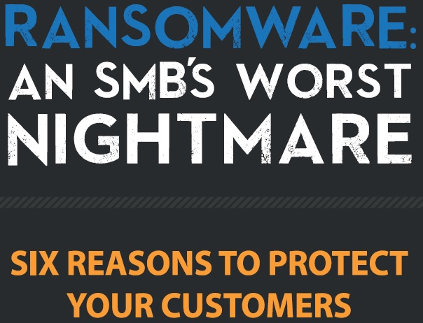 Ransomware: An SMB's Worst Nightmare