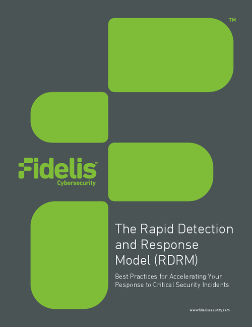 The Rapid Detection and Response Model (RDRM)