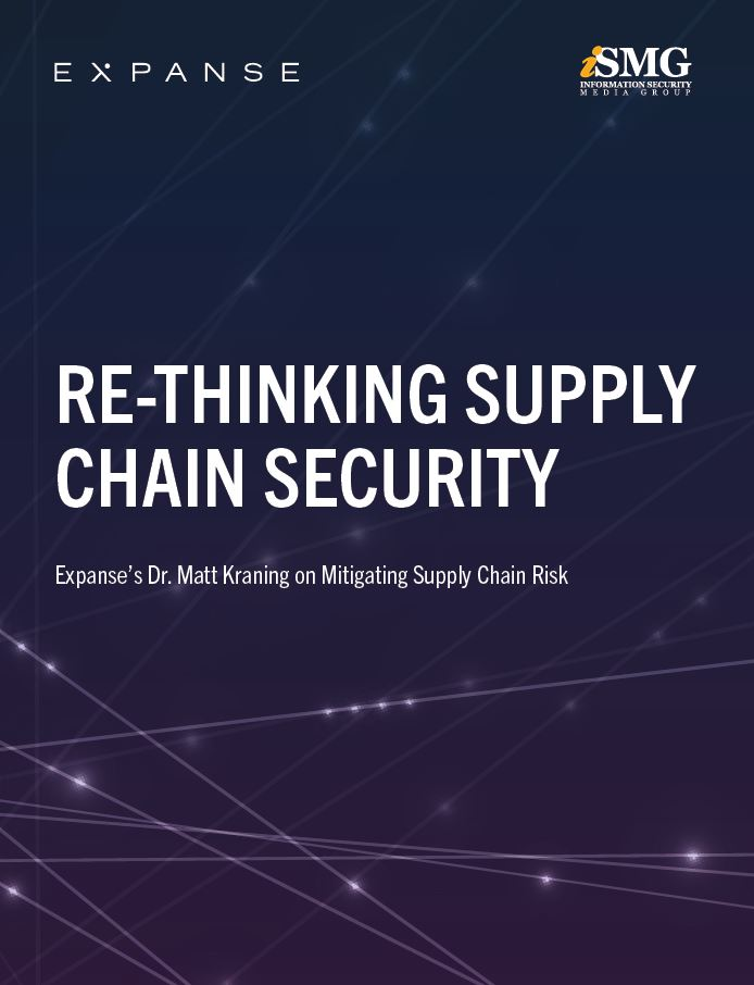 Re-thinking Supply Chain Security
