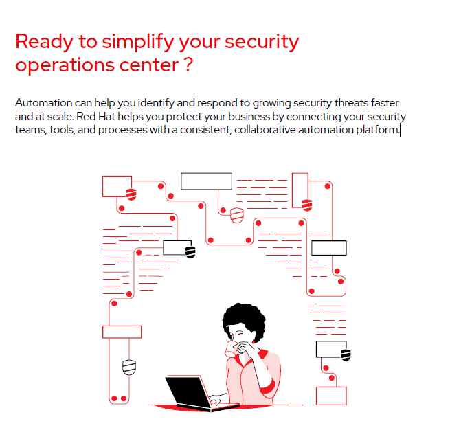Ready to Simplify your Security Operations Center?