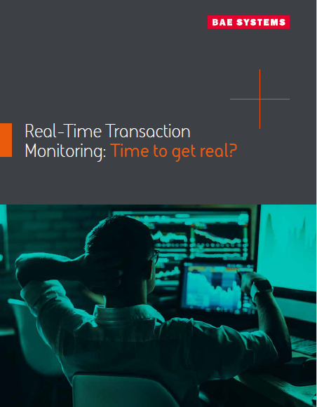 Banking Insights: Real-Time Transaction Monitoring: Time to get real?