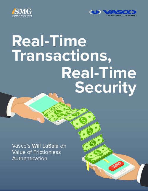 Real-Time Transactions, Real-Time Security