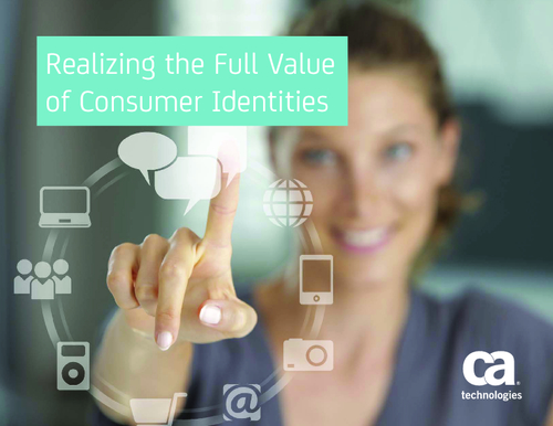 Realizing the Full Value of Consumer Identities
