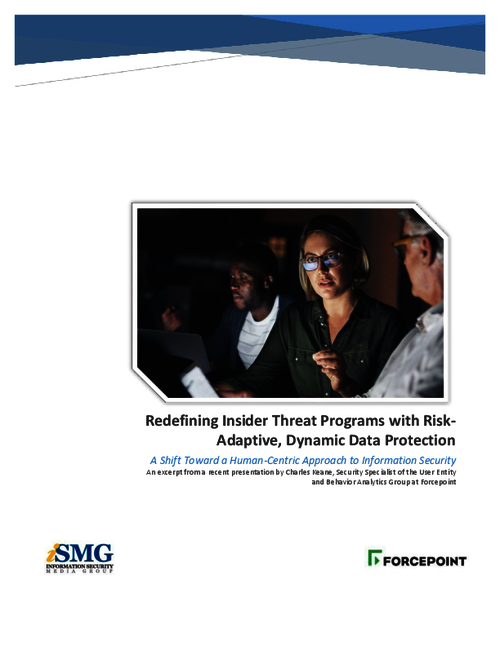 Redefining Insider Threat Programs with Risk-Adaptive, Dynamic Data Protection