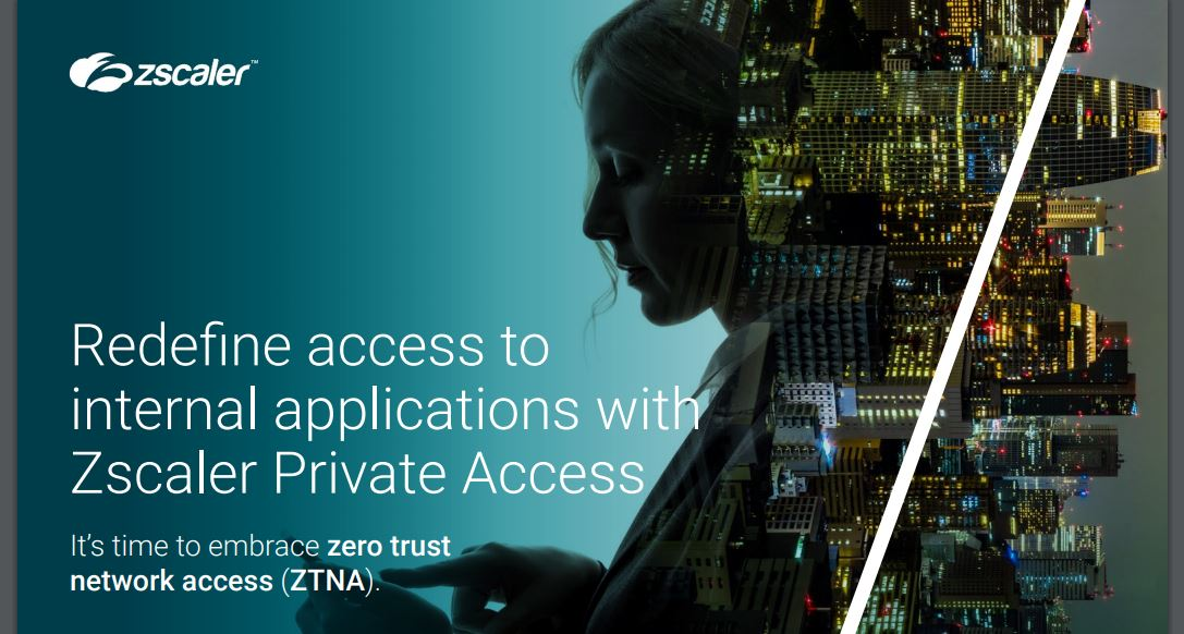Decouple Application Access From The Network with ZTNA