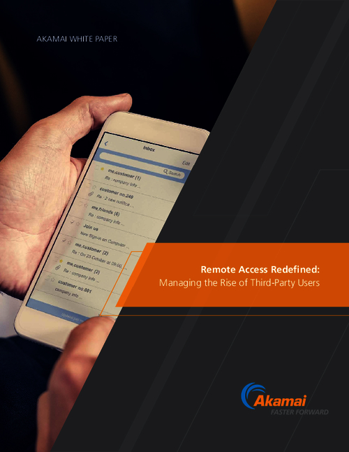 Remote Access Redefined: Managing the Rise of Third-Party Users