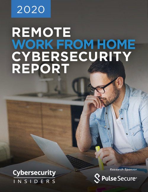 Remote Work From Home Cybersecurity Report