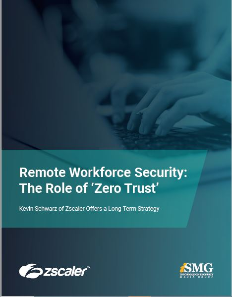 Remote Workforce Security: The Role of 'Zero Trust'
