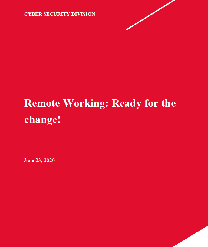 Remote Working: Ready for the Change!
