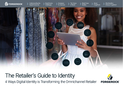 The Retailer's Guide to Identity: Four Ways Digital Identity is Transforming the Omnichannel Retailer