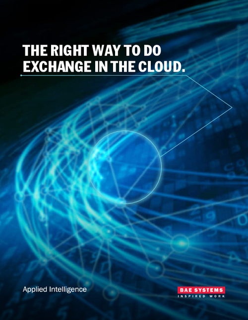 The Right Way To Do Exchange In The Cloud