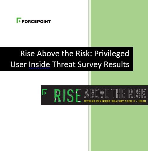 Rise Above the Risk: Privileged Users in the Federal Sector