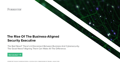 The Rise of the Business-Aligned Security Executive