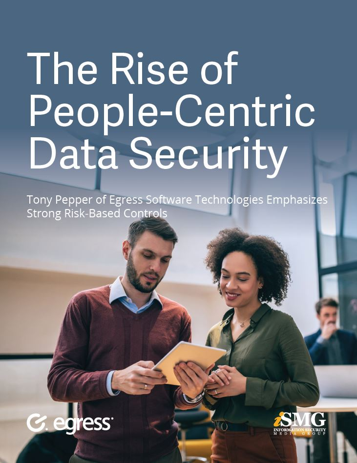 The Rise of People-Centric Data Security
