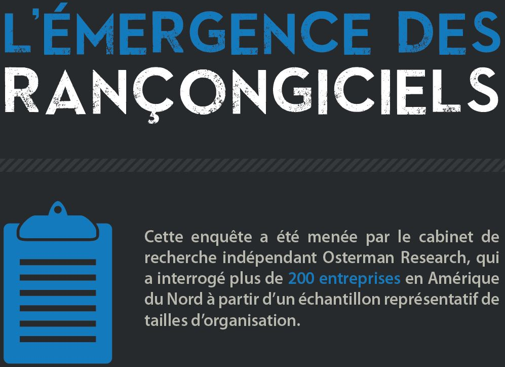 The Rise of Ransomware (French Language)