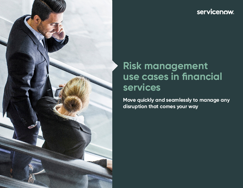 Risk Management Use Cases in Financial Services