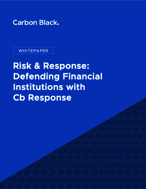 Risk & Response: Defending Financial Institutions
