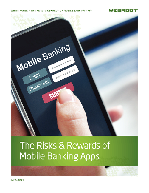Managing the Risks and Rewards of Mobile Banking Apps