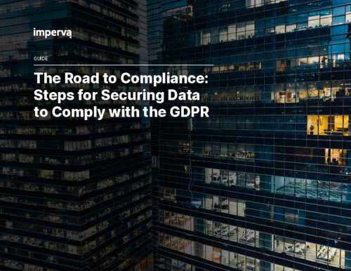 The Road to Compliance: Steps for Securing Data to Comply with the GDPR