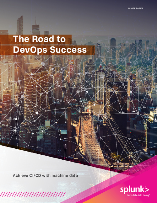 The Road to DevOps Success