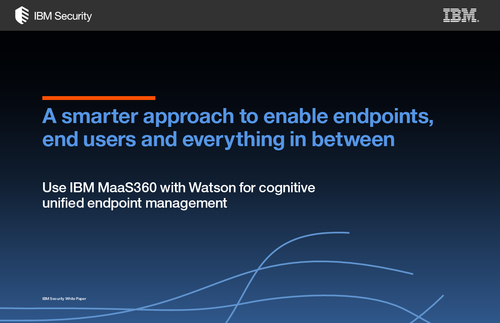 The Road to Unified Endpoint Management