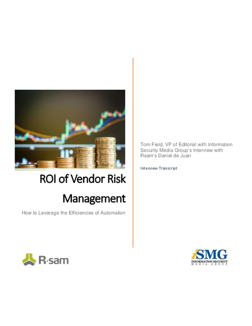 ROI of Vendor Risk Management: How to Leverage the Efficiencies of Automation