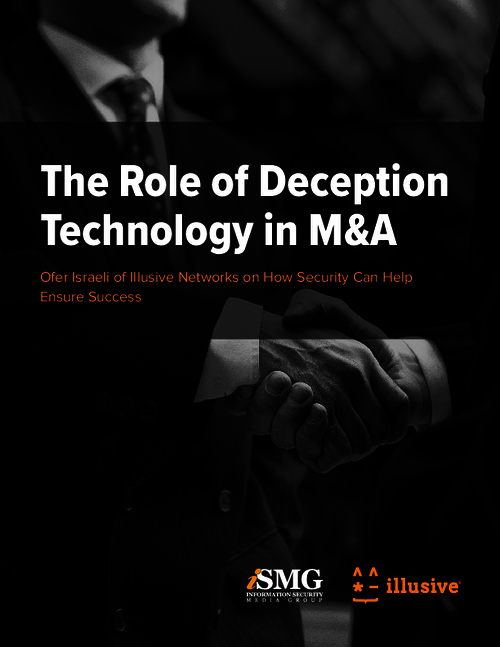 The Role of Deception Technology in M&A