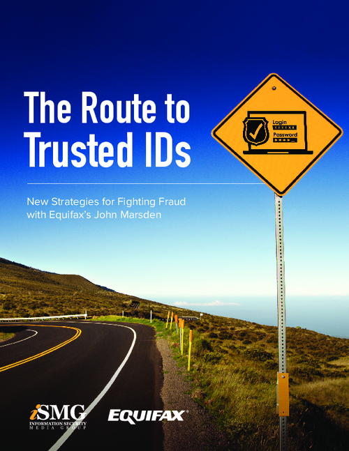 The Route to Trusted IDs