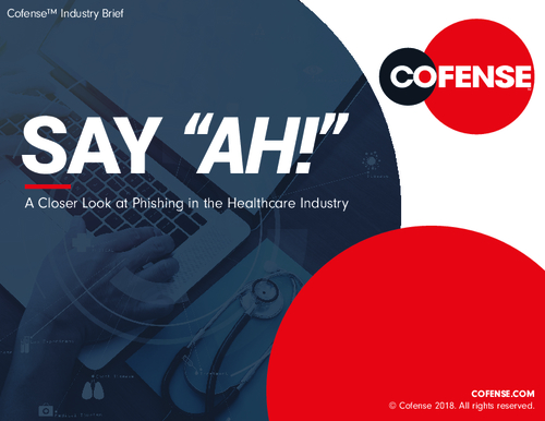 A Close Look at Phishing in Healthcare