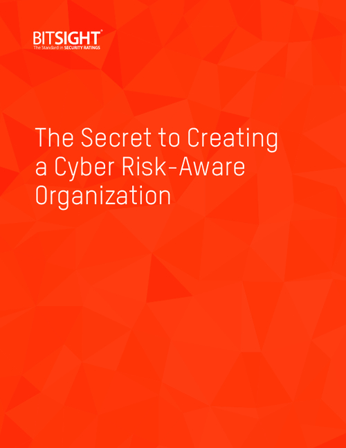 The Secret to Creating a Cyber Risk-Aware Organization