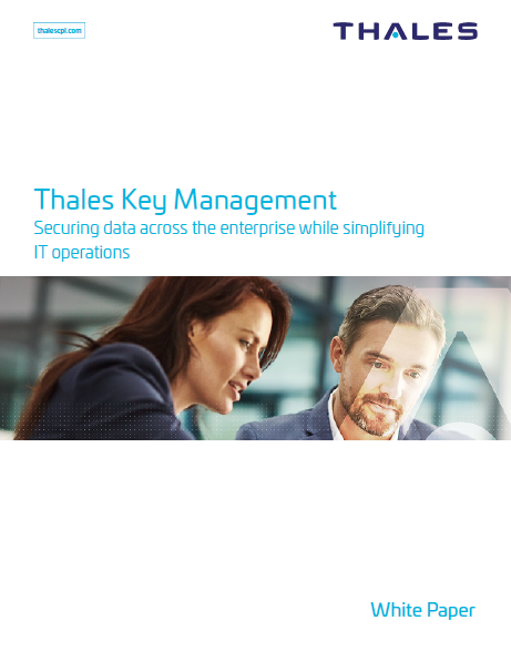 Encryption & Key Management