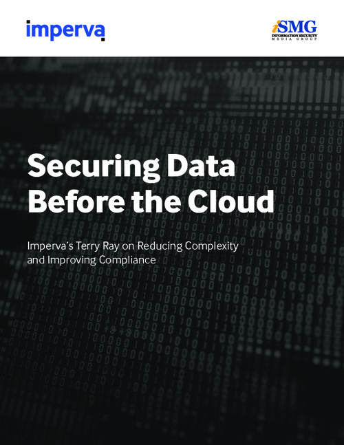 "What Does Being ""Cloud-First"" Mean For Data Security?"