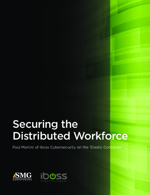 Securing the Distributed Workforce