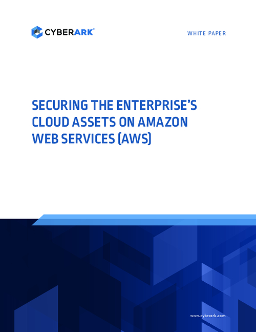 Securing The Enterprise's Cloud Assets on Amazon Web Services (AWS)