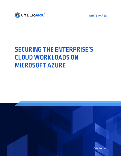 Securing the Enterprise's Cloud Workloads on Microsoft Azure
