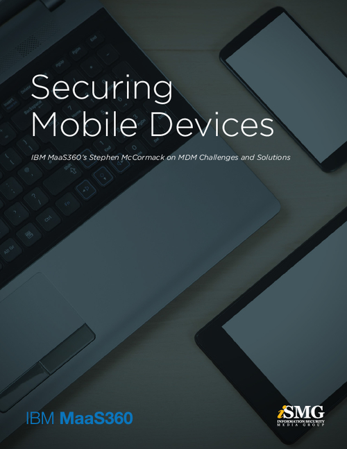 Securing Mobile Devices: Top Three Challenges