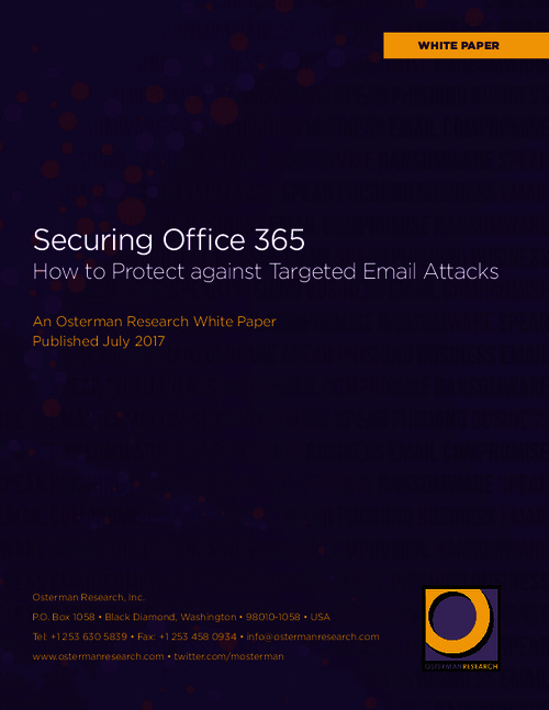 Securing Office 365: Protect Against Targeted Attacks