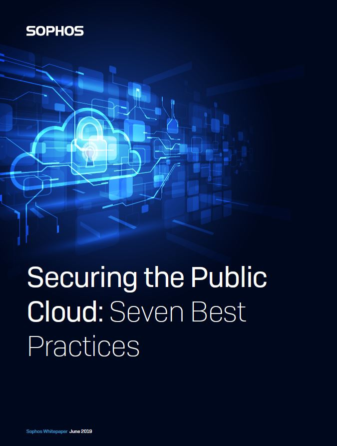 Securing the Public Cloud: Seven Best Practices